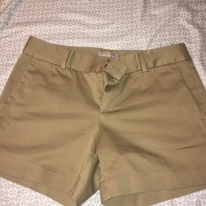Banana Republic khaki shorts